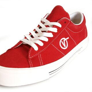 【VANS/バンズ】SIDDX[RED]【VANSCLASSICスニーカー・靴