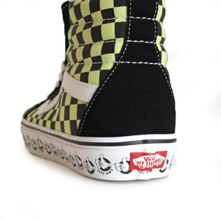 【VANS/バンズ】SK-8HIREISSUE[S.GREEN]【VANSCLASSICスニーカー・靴】