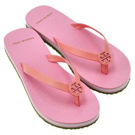 【SALE】トリーバーチ TORY BURCH ビーチサンダル MINI MINNIE FLIP FLOP シューズ 靴 ピンク系 76732 0203 650