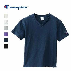 Champion / チャンピオン ウィメンズ VネックTシャツ 『レディース 手洗い可 スポーツ アウトドア』 『CW-M323』 『ネコポス対象商品』 『30%OFF』 『クーポン対象外』