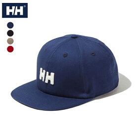 HELLY HANSEN ヘリ—ハンセン / Logo Twill Cap ロゴツイルキャップ 『HC91953』『ネコポス対応商品』 ストレートキャップ