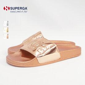 SUPERGA / スペルガ SANDALS SANDAL METAL メタルカラー サンダル 『1908-PUMETU』 『2018春夏商品』 『シャワーサンダル』 『40%OFF』