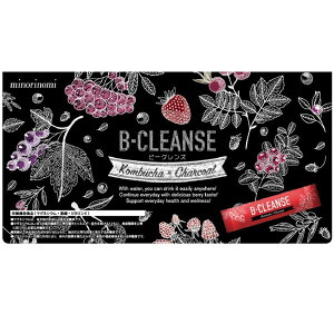 ビークレンズ 2箱(60包 約60日分)B-CLENSE 炭チャコール ヤシガラ活性炭 赤松炭 竹炭