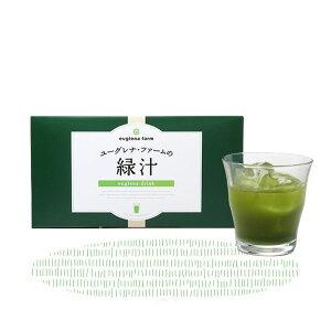 ユーグレナファームの緑汁 4箱(120包 約 120日分)