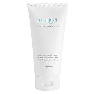 プルエスト 1本(120g)PLUEST マンナンジェリーハイドロウォッシュ 洗顔料 洗顔フォーム 保湿剤