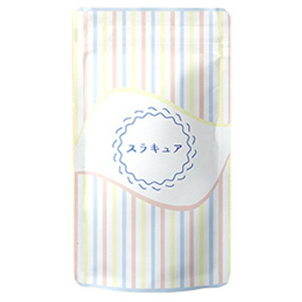 スラキュア 1袋(45粒入 約15日分) むくみ ふくらはぎ 太もも 冷え