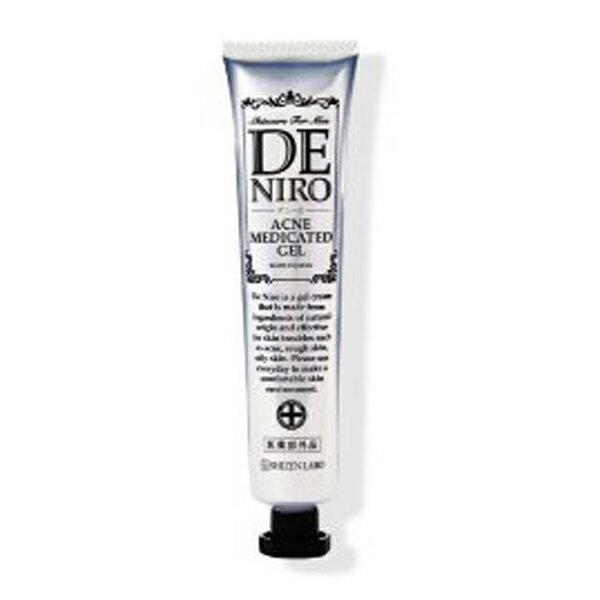 薬用デニーロ 1本(45g 約30日分)DE NIRO ニキビ 紫外線 髭剃り 肌ケアジェル