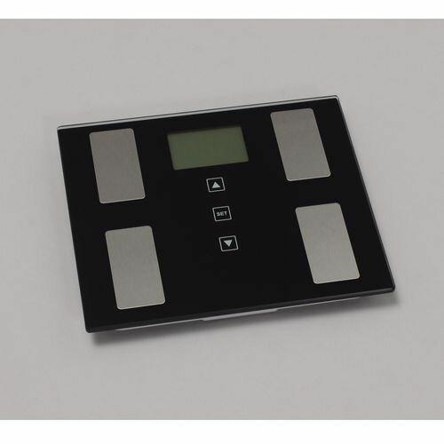 アイリスオーヤマ IMA-001(ブラック) 体組成計