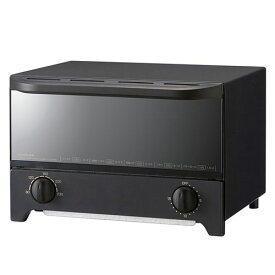 コイズミ KOS-1214-K(ブラック) オーブントースター 1200W