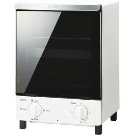 アクア AQUA AQT-WT12(ホワイト) オーブントースター 1000W AQTWT12