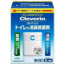 アース製薬 クレベリン トイレの消臭除菌100G