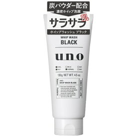 エフティ資生堂 ウーノ(UNO) ホイップウォッシュ ブラック