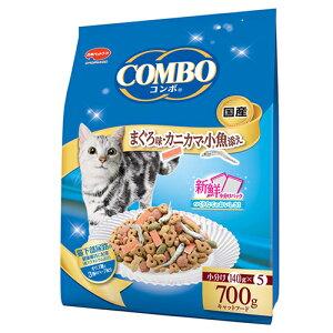 日本ペットフード ミオコンボ マグロ味・カニカマブレンド 700g