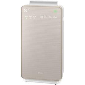 日立 HITACHI EP-NVG110-N(シャンパンゴールド) 自動おそうじ クリエア 加湿空気清浄機 空気清浄48畳/加湿22畳 EPNVG110