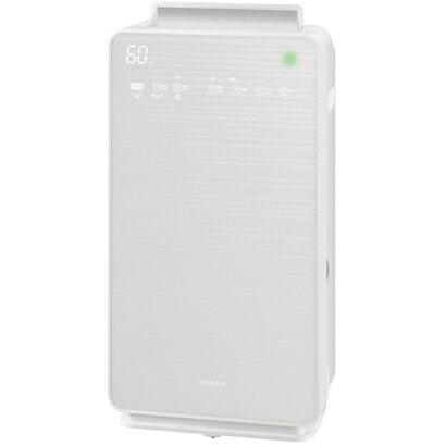 【長期保証付】EP-NVG90-W(パールホワイト) 自動おそうじ クリエア 加湿空気清浄機 空気清浄42畳/加湿22畳