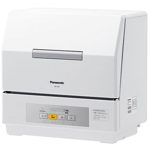 NP-TCR4-W(ホワイト) プチ食洗 食器洗い乾燥機 3人分