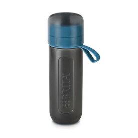 ブリタ BJ-GABLZ(ブルー) fill&go Active 浄水フィルター付きボトル BJGABLZひんやり 熱対策 アイス 冷感 保冷 冷却 熱中症 涼しい クール 冷たい