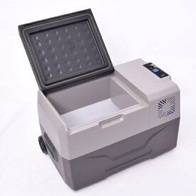 【長期保証付】サンコー Thanko CLBOX30L バッテリー内蔵30Lひえひえ冷蔵冷凍庫 CLBOX30Lひんやり 熱対策 アイス 冷感 保冷 冷却 熱中症 涼しい クール 冷たい