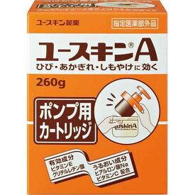 ユースキン製薬 ユースキンA ポンプ付替えカートリッジ260g