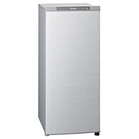 パナソニック Panasonic NR-FZ120B-S(シャイニングシルバー) 1ドア冷凍庫 121L NRFZ120BS
