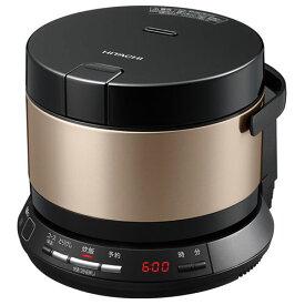日立 HITACHI RZ-BS2M-N(ブラウンゴールド) おひつ御膳 IH炊飯器 2.0合 RZBS2M