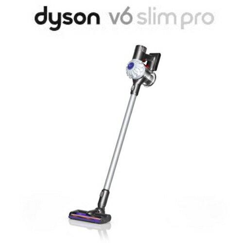 ダイソン DYSON DC62SPLPLS(ホワイト/アイアン/ナチュラル) V6 Slim Pro コードレススティッククリーナー サイクロン式 コードレス掃除機