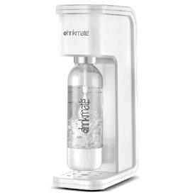 drinkmate ドリンクメイト DRM1003 ドリンクメイト 炭酸飲料メーカー マグナムスマート 水専用(ホワイト) DRM1003 炭酸水 強炭酸 ソーダー 炭酸メーカー 瞬間 美容 健康 サワー 炭酸飲料