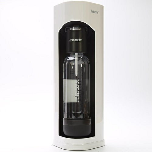 drinkmate ドリンクメイト DRM1005 ドリンクメイト 家庭用炭酸飲料メーカー マグナムシリーズ グランド ホワイト DRM1005 炭酸水 強炭酸 ソーダー 炭酸メーカー 瞬間 美容 健康 サワー 炭酸飲料