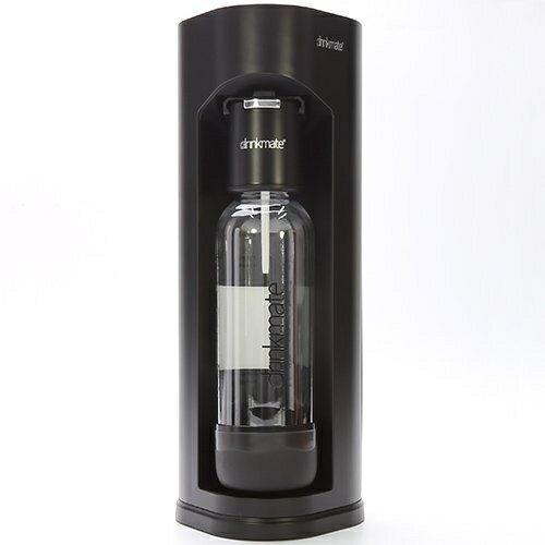 drinkmate ドリンクメイト DRM1006 ドリンクメイト 家庭用炭酸飲料メーカー マグナムシリーズ グランド マットブラック DRM1006 炭酸水 強炭酸 ソーダー 炭酸メーカー 瞬間 美容 健康 サワー 炭酸飲料