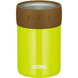 サーモス JCB-352-LMG(ライムグリーン) 保冷缶ホルダー 350ml缶用