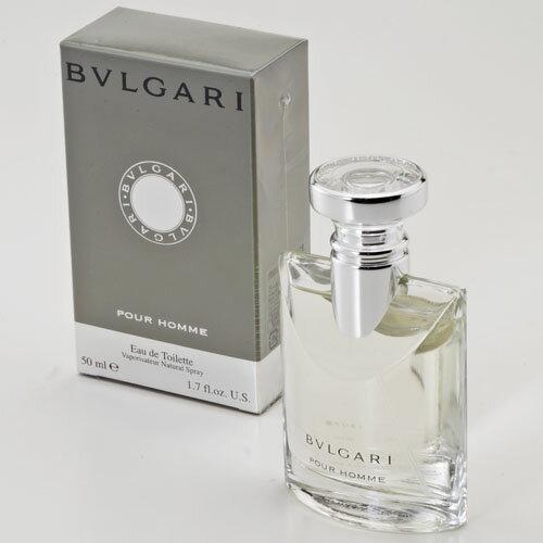 BVLGARI プールオム EDT/SP 50ml 香水 メンズ