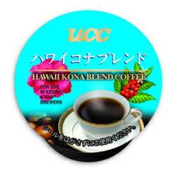 キューリグ・エフィー UCC ハワイコナブレンド ブリュースターK-Cupパック 12杯 SC1011