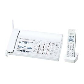 パナソニック KX-PZ210DL-W(ホワイト) おたっくす デジタルコードレス普通紙ファクス 子機1台付