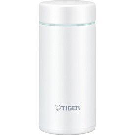 タイガー魔法瓶 MMP-J021-WL(クールホワイト) ステンレスミニボトル 0.2L