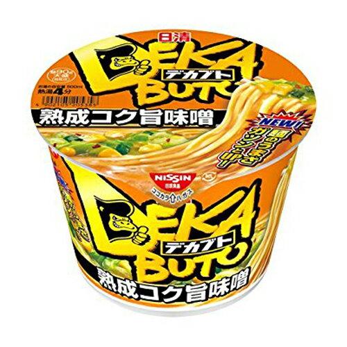 日清食品 デカブト 熟成コク旨味噌 119g