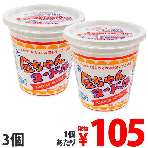 【賞味期限:18.05.28以降】徳島製粉 金ちゃん ヌードル 85g×3個