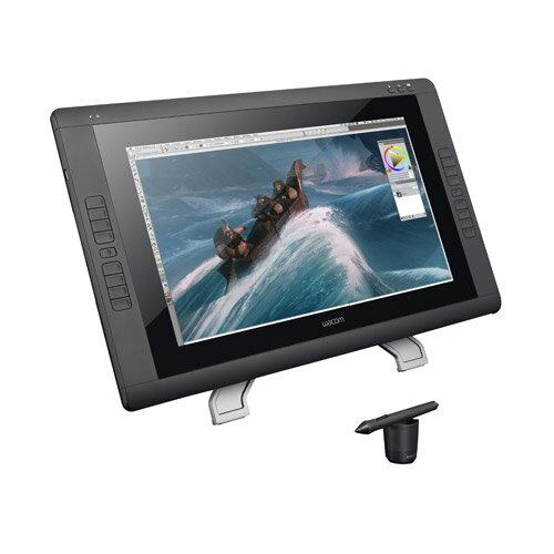 【取寄品】 ワコム ペンタブレット Cintiq 22HD ブラック DTK-2200/K1 【送料無料(一部地域除く)】
