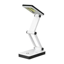 ELPA LED コンパクトデスクライト AS-LC01(W)