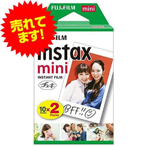 富士フイルム チェキ用フィルム INSTAX MINI JP 2 20枚入 FUJIFILM インスタントカメラ