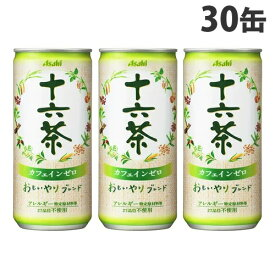アサヒ 十六茶 245ml×30缶