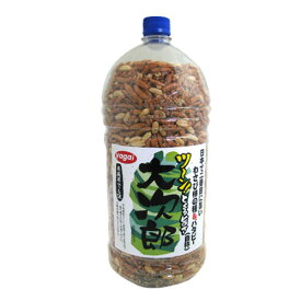 谷貝食品 大次郎 わさび柿ピー 2.4kg