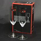 リーデル RIEDEL ワイン 6448/8 シャンパーニュ 2個セット ワイングラス