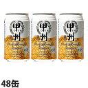 富永貿易 甲州韮崎ハイボール 350ml×48缶 ハイボール ウイスキー お酒 缶飲料 酒類『送料無料(一部地域除く)』