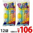 マルゴ ポッキンフルーツミルク 10本入×12袋 チューペット 棒ジュース ジュース アイス ポッキンアイス おやつ