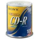 【取寄品】SONY CD-R <700MB> 100CDQ80DNS 100枚