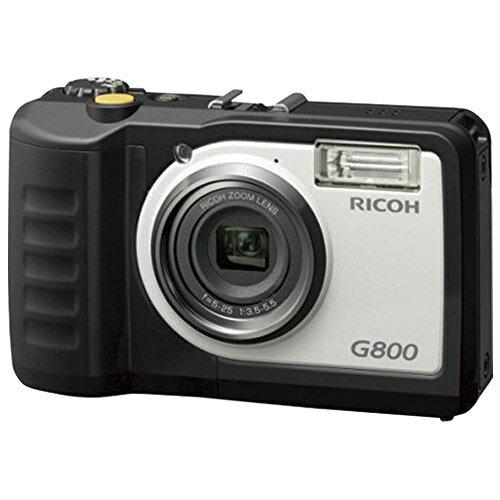 【取寄品】リコー 工事現場用デジタルカメラ G800【送料無料(一部地域除く)】