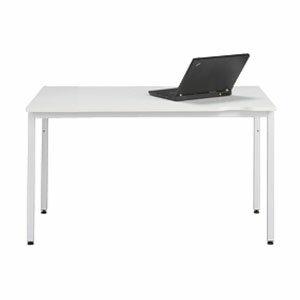 Garage パソコンデスク C2 幅120cm 奥行き70cm C2-127H 白 ホワイト 【代引不可】