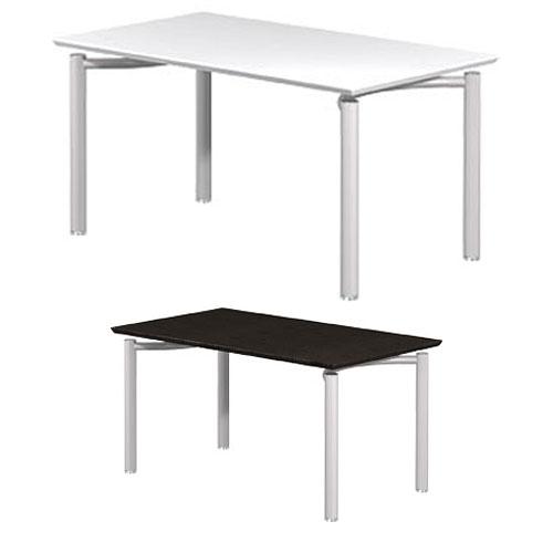 Garage パソコンデスク テーブル fantoni ME 53-1M14 幅140cm 奥行き80cm 【代引不可】【送料無料(一部地域除く)】