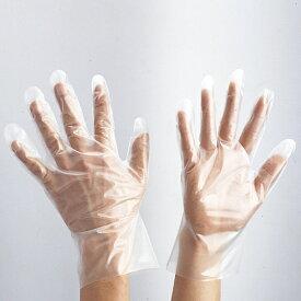 ポリエチレン手袋 M