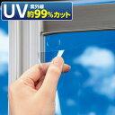 ニトムズ 窓のサングラス省エネフィルムEX 透明 90×90